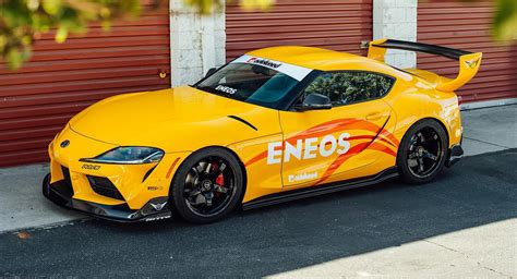 This Customized 2020 Toyota Supra By Autotuned Is ...