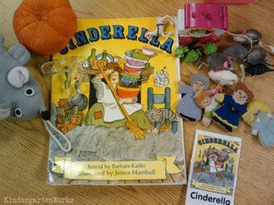 retell literacy center activity cinderella 177 | retell cinderella