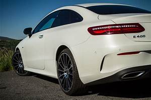 Mercedes Classe C Blanche : la mercedes benz e 400 en version coup et 4matic l 39 essai ~ Maxctalentgroup.com Avis de Voitures