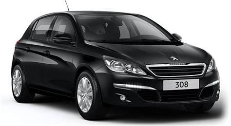 peugeot  noir ma voiture