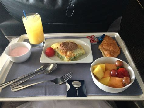 welcome kit airplane breakfast todd rubin