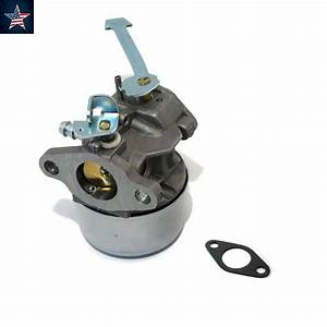 Carburetor For Tecumseh Engine 3 3 5 Hp 2 Cycle Ah600