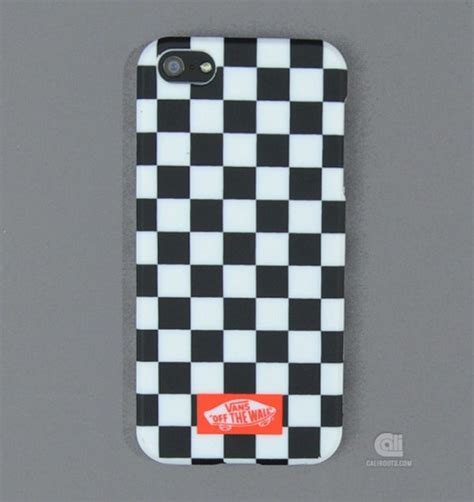 vans iphone 5 iphone 5 obudowy vans quot checker plate quot