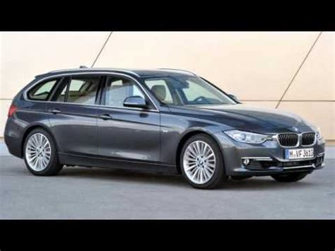 bmw  series station wagon test review youtube