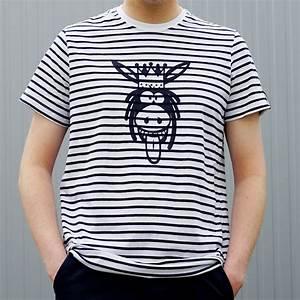 T Shirt Mariniere Homme : marini re homme homme t shirts manches courtes dd du ~ Melissatoandfro.com Idées de Décoration