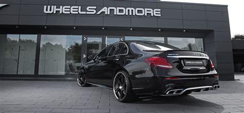 Modifikasi Mercedes E Class by Wheelsandmore Bikin Paket Modifikasi E Class Terbaru