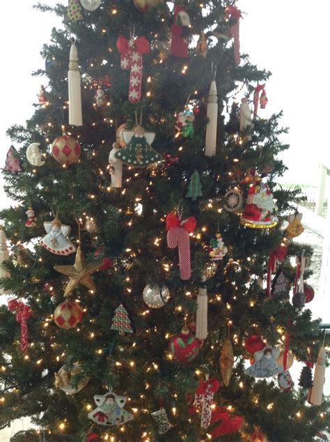 i love decorating our christmas tree with all my