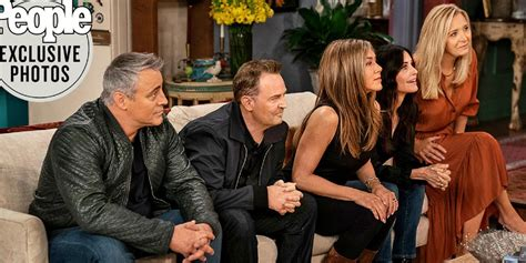 Courteney cox on the 'unbelievable,' 'emotional' friends reunion: Friends Reunion Images Show The Cast Back Together 17 ...