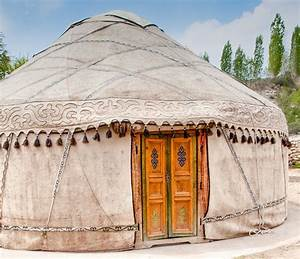 Kyrgyz yurt in traditional style | Camping Event in My ...