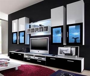 Meuble Tv Haut Moderne