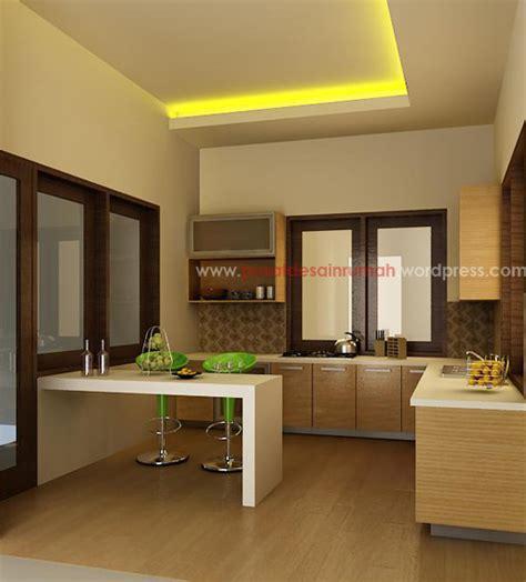 dapur minimalis modern rumah minimalis modern