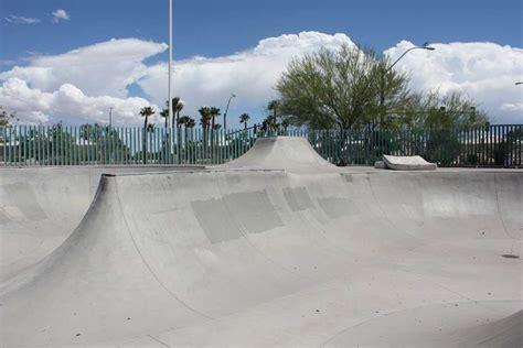 durango hills skatepark las vegas