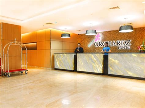 orchardz hotel bandara  jakarta room deals