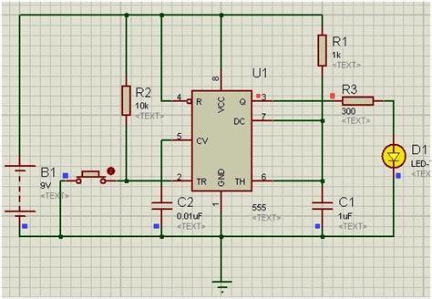 timer circuit diagrams  modes   timer