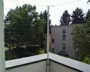Drahtseil An Wand Befestigen : balkone katzenschutznetze berlin ~ Markanthonyermac.com Haus und Dekorationen