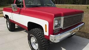 1974 Chevrolet K10 Pickup