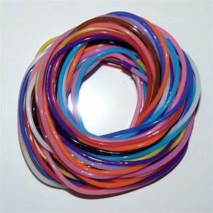 Fil De Scoubidou : sachet de 12 fils de scoubidous multicolores 2 mm x 1m ~ Zukunftsfamilie.com Idées de Décoration