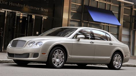 2008 Bentley Continental Flying Spur (us)