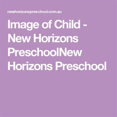image  child  horizons preschoolnew horizons