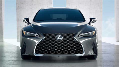 Lexus IS Facelift Revealed For 2021