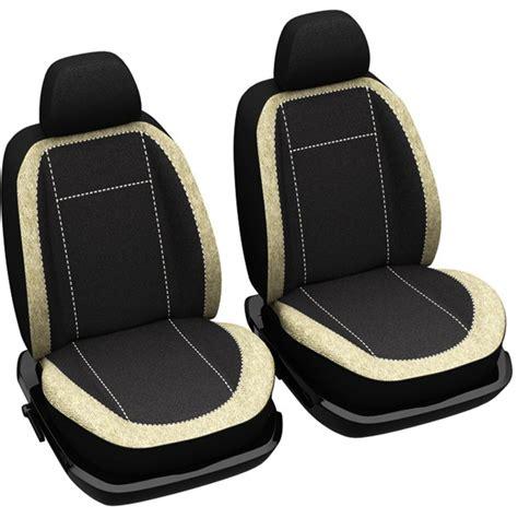 siege norauto jeu de housses universelles 2 sièges avant voiture norauto