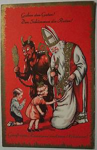 Krampus 2 Die Abrechnung : 17 devilishly awesome vintage krampus cards mental floss ~ Themetempest.com Abrechnung