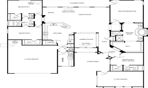 Log Cabin Homes Floor Plans Rustic Cabin Plans, Cabin