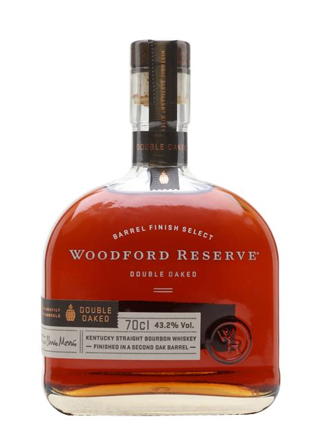 woodford reserve double oaked  whisky exchange