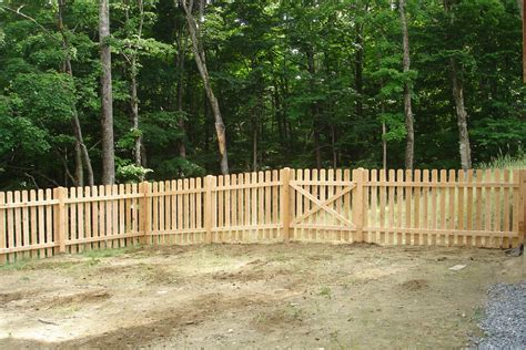 wooden dog ear fence panels design ideas ideal dog