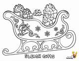 Coloring Christmas Sleigh Pages Ride Cool Boys Horse Yescoloring Jesus Books sketch template