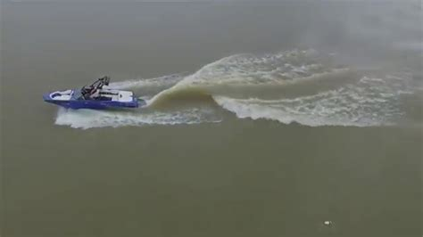 Tige Boats Surf System by Wavecontrol Wakesurf System 2011 Axis A22 Wakeboard Boat