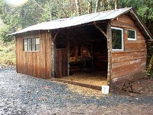 A permaculture approach to building for Barn builders show