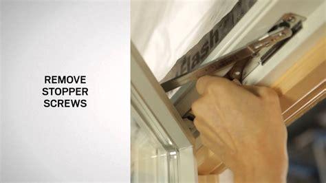 hinge replacement     series casement windows andersen windows youtube