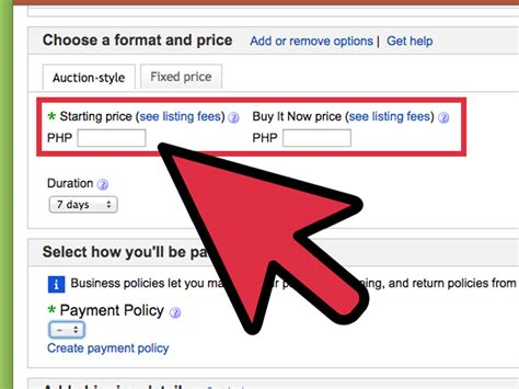 Auto Bid On Ebay by How To Determine What To Price Your Ebay Items 4 Steps