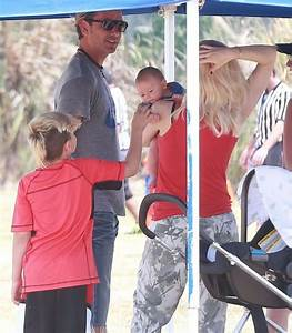 Gavin Rossdale Pictures - Gwen Stefani & Family Watching ...