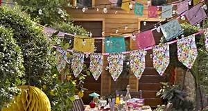 40th Birthday Garden Party - Party Pieces Blog & Inspiration