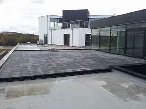 Dalle De Terrasse Castorama : dalles beton terrasse finest prix beton cire exterieur ~ Premium-room.com Idées de Décoration