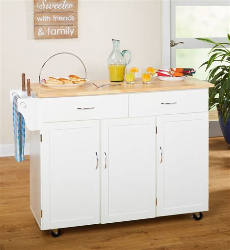 furniture islands kitchen alcott hill sayers kitchen island with wood top reviews