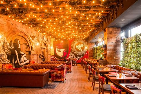 Vandal Street Art Meets Fine Dine In Nyc Restaurant