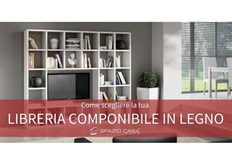 Librerie Componibili In Legno by Librerie Componibili In Legno Libert 224 Di Arredamento
