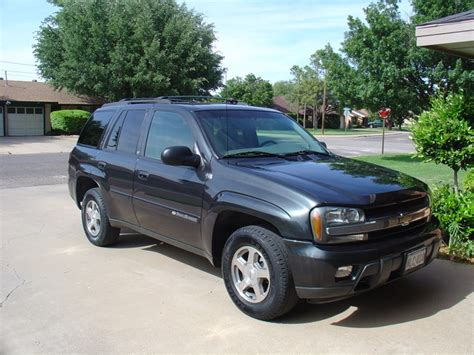 Chevrolet Trailblazer Picture by 2003 Chevrolet Trailblazer Pictures Cargurus