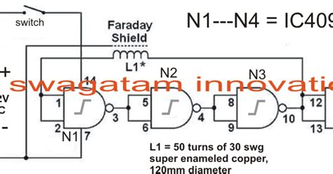 simple beat frequency oscillator bfo metal detector circuit explianed circuit diagram centre