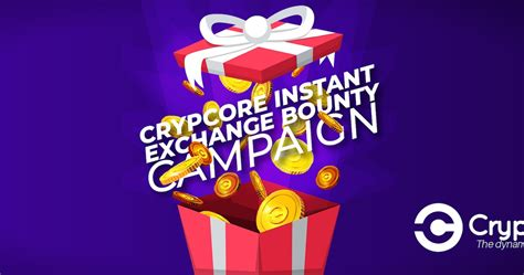 CRYPCORE ICO Bounty campaign review   ICO Bounty list