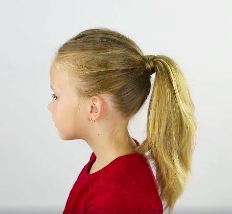 coiffure pour petite fille noire sans meche