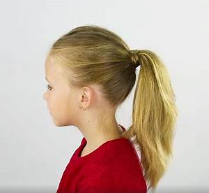 Coiffure Facile Pour Petite Fille : coiffure pour petite fille noire sans meche ~ Nature-et-papiers.com Idées de Décoration