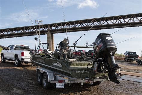 Gator Trax Boat Trailer by Gator Trax Boats Purpose Built Boats For The