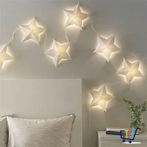 Ikea Solvinden Lichterkette : ikea strala lichterkette 10 led sterne kaufen auf ricardo ~ Watch28wear.com Haus und Dekorationen