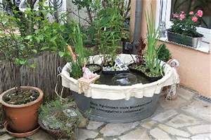 Springbrunnen Selber Bauen Ohne Pumpe : zierteich ~ Orissabook.com Haus und Dekorationen