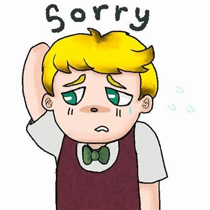 Sorry Sticker Giphy Tweet