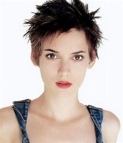 Spiky Pixie Hairstyles by Faux Hawk Spiky Pixie Style American